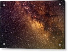 Center Of The Milky Way Acrylic Print