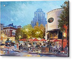 Central West End - St.louis Acrylic Print