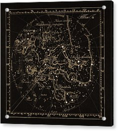 Cepheus Constellations, 1829 Acrylic Print by Science Photo Library