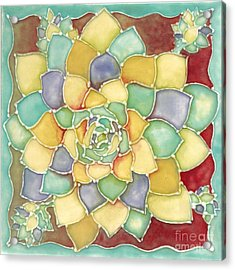 Ceramic Herb Acrylic Print
