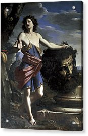Cerrinigiovanni Domenico 1609-1681 Acrylic Print by Everett