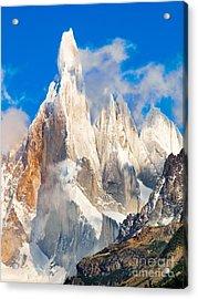 Cerro Torre Acrylic Print