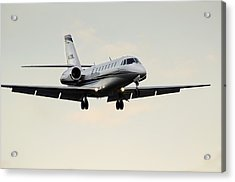 Cessna Citation Sovereign  Acrylic Print