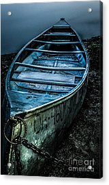 Chained At The Waters Edge Acrylic Print