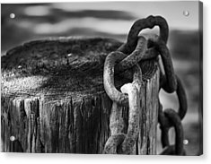 Chained... Acrylic Print
