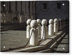 Chained Together Acrylic Print