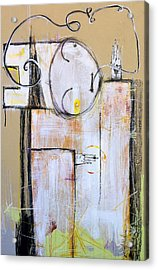 Challenge Of Nimrod  Immortalize Thyself Gods Among Man  Acrylic Print
