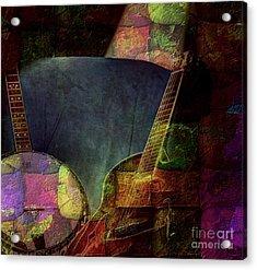 Changing Tune By Steven Langston Acrylic Print by Steven Lebron Langston