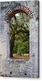 Chapel Of Ease Acrylic Print