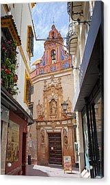 Chapel Of St. Joseph Of Seville Acrylic Print
