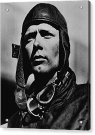 Charles Lindbergh Acrylic Print by Retro Images Archive