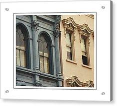 Charleston Architecture 1 Acrylic Print
