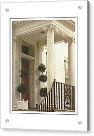 Charleston Architecture 2 Acrylic Print