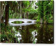 Charleston Sc Bridge Acrylic Print