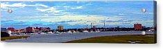 Charleston Sc City View Acrylic Print by Joetta Beauford