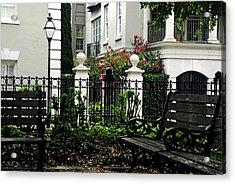 Charleston Spot Acrylic Print