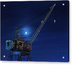 Charlestown Navy Yard 02 Acrylic Print