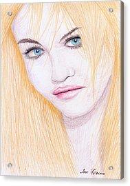 Charlotte Free Acrylic Print