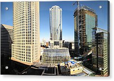 Charlotte Nc - 01139 Acrylic Print by DC Photographer