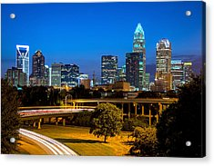 Acrylic Print featuring the photograph Charlotte by Serge Skiba