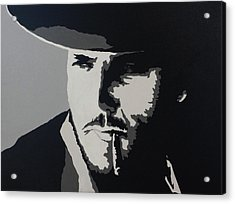 Acrylic Print featuring the photograph Charro by Natalie Ortiz