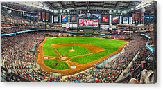 Chase Field 2013 Acrylic Print