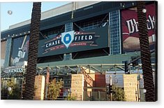 Chase Field Acrylic Print