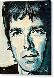 Noel Gallagher Acrylic Print