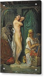 Chasseriau, Th�odore 1819-1856. The Acrylic Print