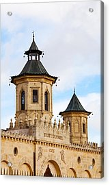 Chateau Cos Destournel Winery Acrylic Print by Panoramic Images