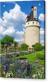 Chateau De Chenonceau, Chenonceaux Acrylic Print