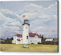 Chatham Light Acrylic Print