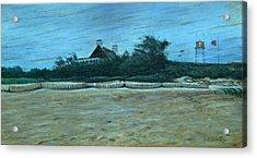 Chatham Lighthouse Acrylic Print
