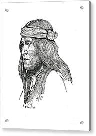 Chato Acrylic Print