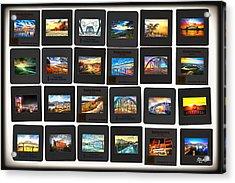 Chattanooga 24 Exposures Acrylic Print