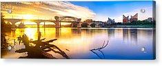 Chattanooga Sunrise 2 Acrylic Print