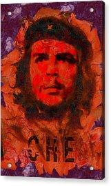 Che Acrylic Print
