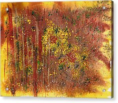 Cheerfull Spirit Acrylic Print