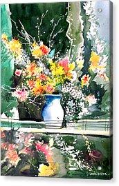 Cheers Acrylic Print by Anil Nene
