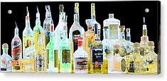 Acrylic Print featuring the photograph Cheers by Cheryl Del Toro
