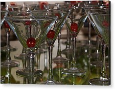 Cheers Acrylic Print by Dale  Gurvis