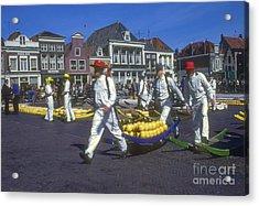 Cheese Guild Acrylic Print