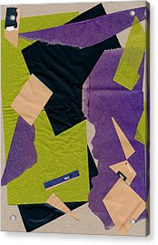 Cheese, Susan Szikra 2016 Abstract Art Acrylic Print