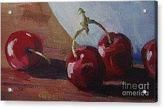 Cherries 2 Acrylic Print