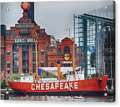 Chesapeake Acrylic Print