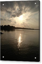 Chesapeake Sunset Acrylic Print