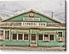Chester's Place Acrylic Print by Scott Pellegrin