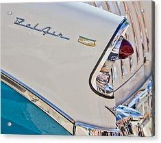 Chevrolet Bel-air Taillight Acrylic Print by Jill Reger