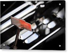 Chevrolet Bowtie  Acrylic Print