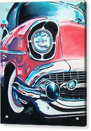 Chevy Style Acrylic Print